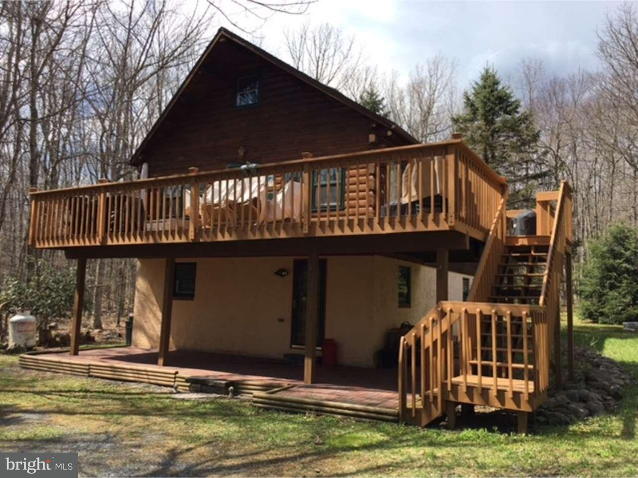 Частный односемейный дом для того Продажа на 49 DOGWOOD Drive Jim Thorpe, Пенсильвания 18229 Соединенные Штаты
