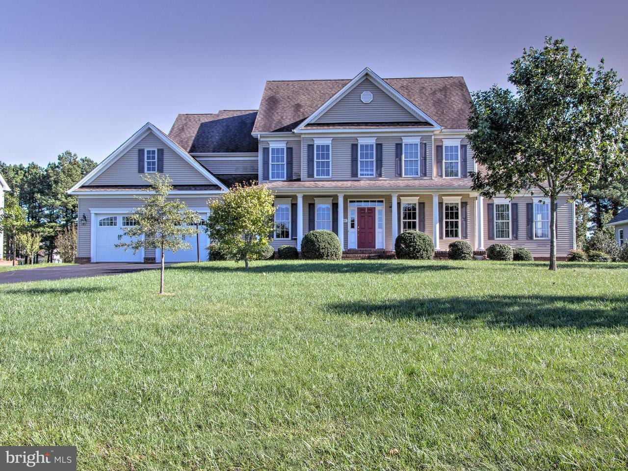 Vivienda unifamiliar por un Venta en 13566 Rustling Oaks Drive 13566 Rustling Oaks Drive Wye Mills, Maryland 21679 Estados Unidos