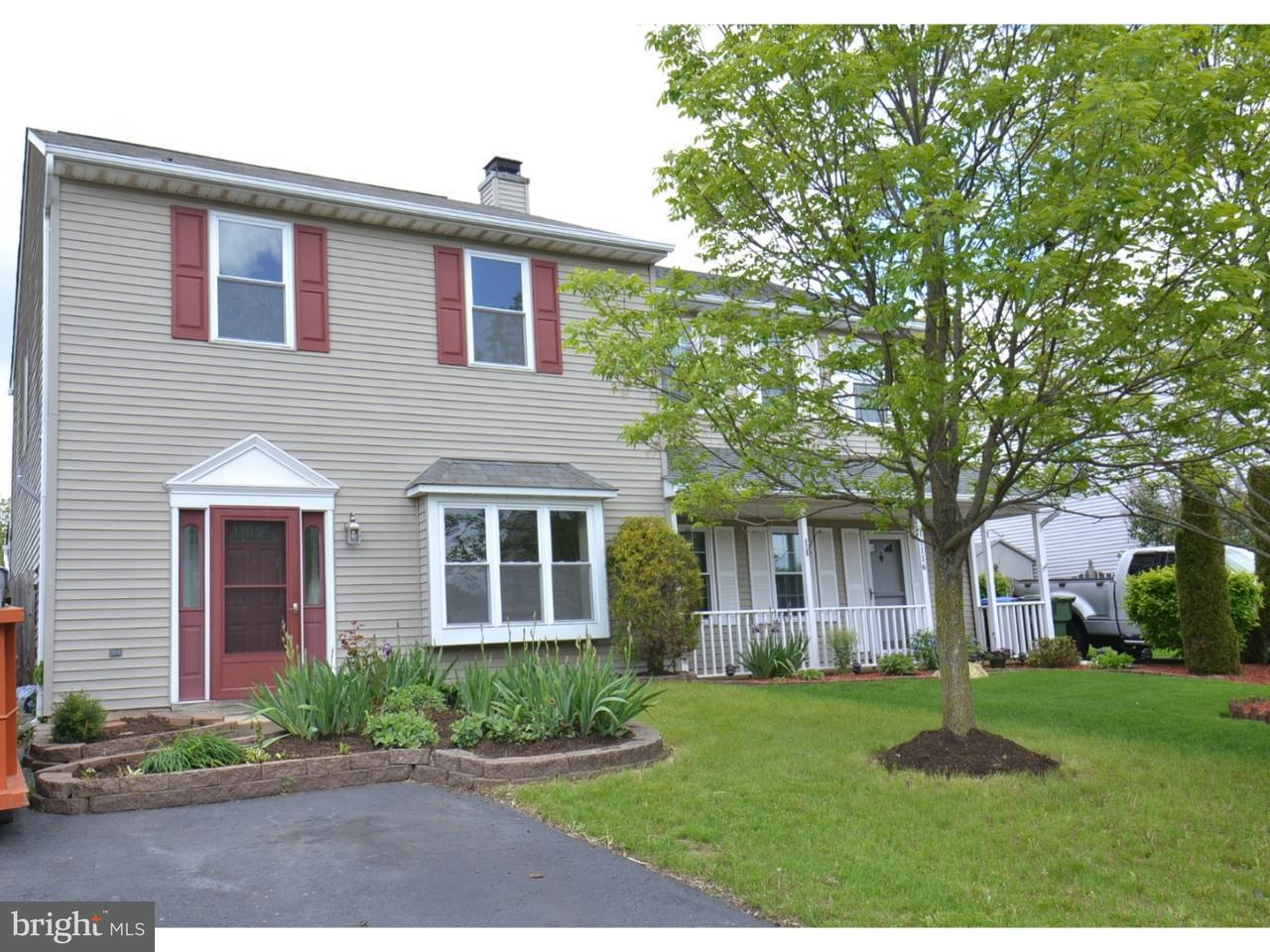 Townhouse for Rent at 1114 SCHOOL HOUSE Lane Quakertown, Pennsylvania 18951 United States