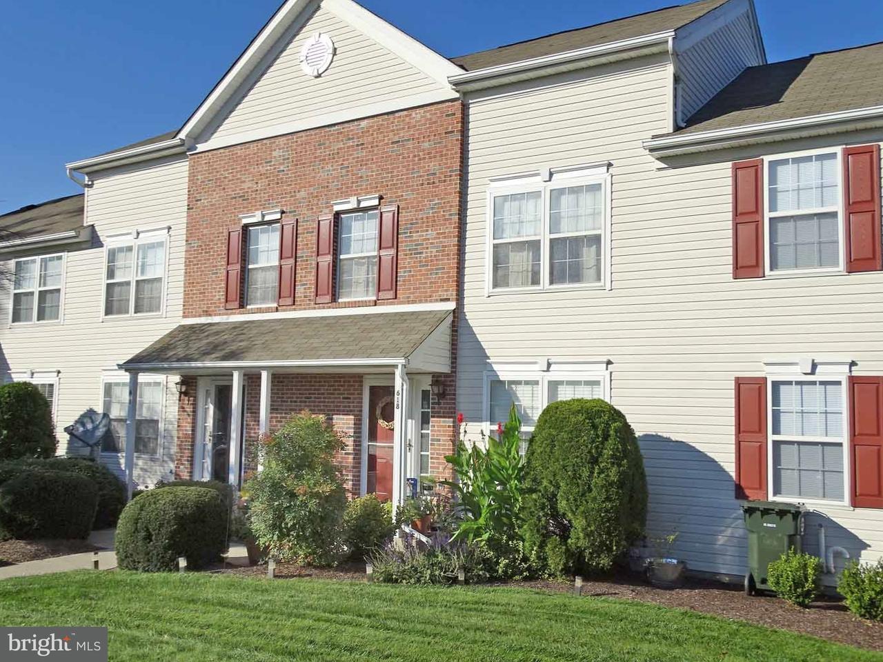 Condominio por un Alquiler en 618 SONGBIRD CT #177 Warrington, Pennsylvania 18976 Estados Unidos