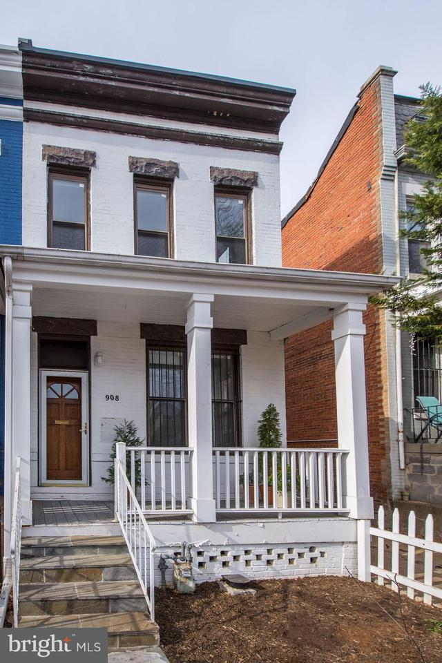 Townhouse for Sale at 908 8TH ST NE 908 8TH ST NE Washington, District Of Columbia 20002 United States