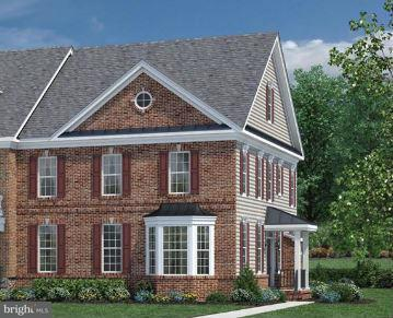 Maison accolée pour l Vente à 23214 EVERGREEN RIDGE Drive 23214 EVERGREEN RIDGE Drive Ashburn, Virginia 20148 États-Unis