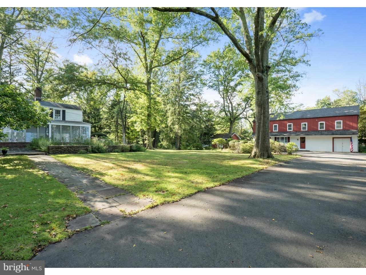 Single Family Home for Sale at 84 CARSON Road Princeton, New Jersey 08540 United StatesMunicipality: Lawrence Township