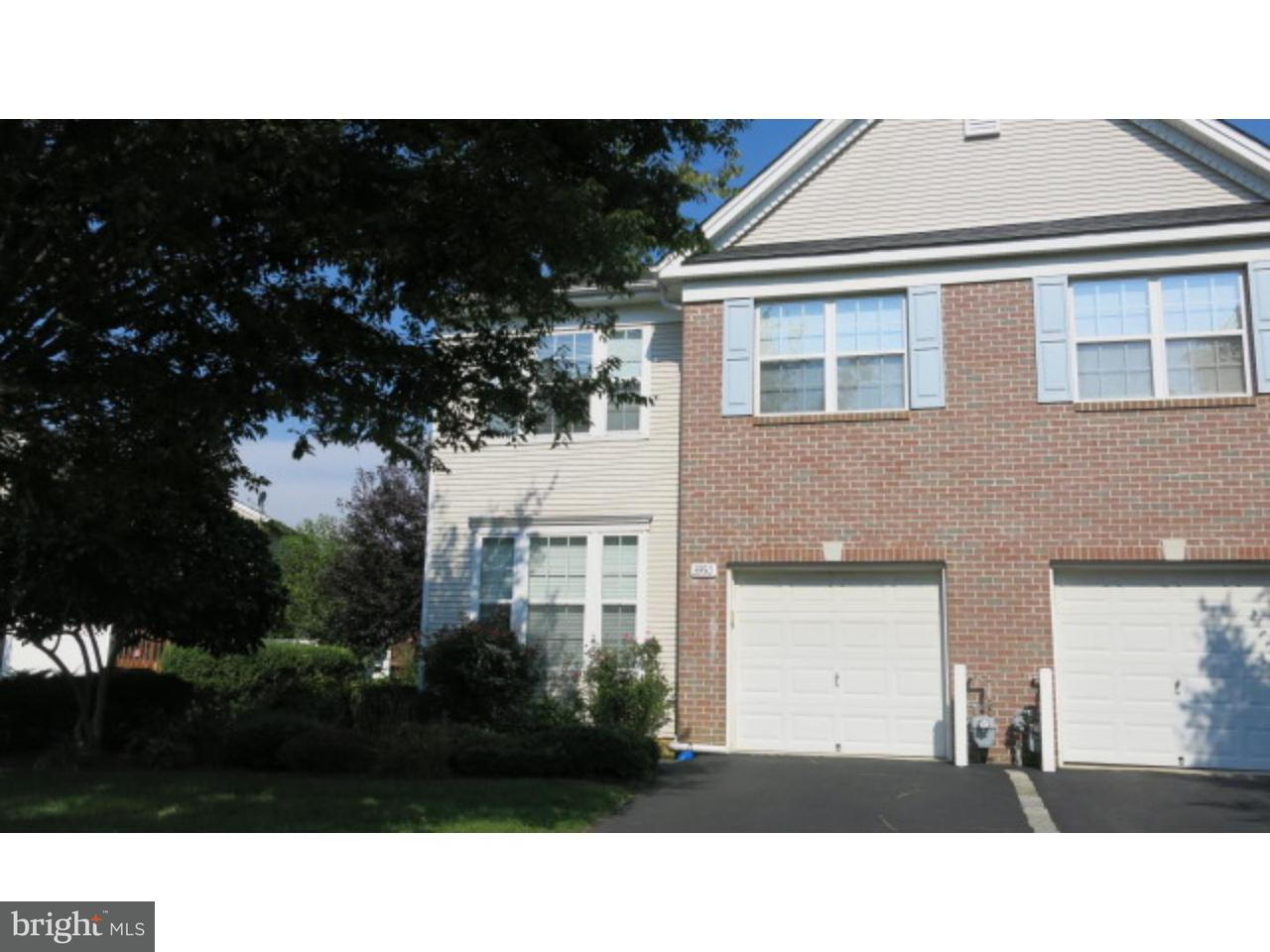 Townhouse for Rent at 3350 WOODLAND Circle Huntingdon Valley, Pennsylvania 19006 United States