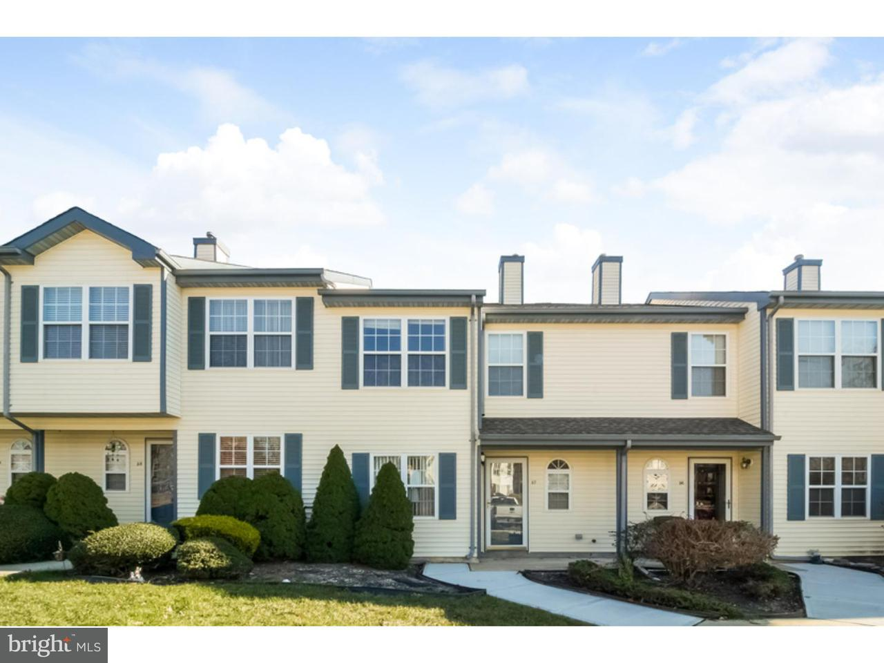 Single Family Home for Sale at 57 QUAIL RUN Bayville, New Jersey 08721 United States