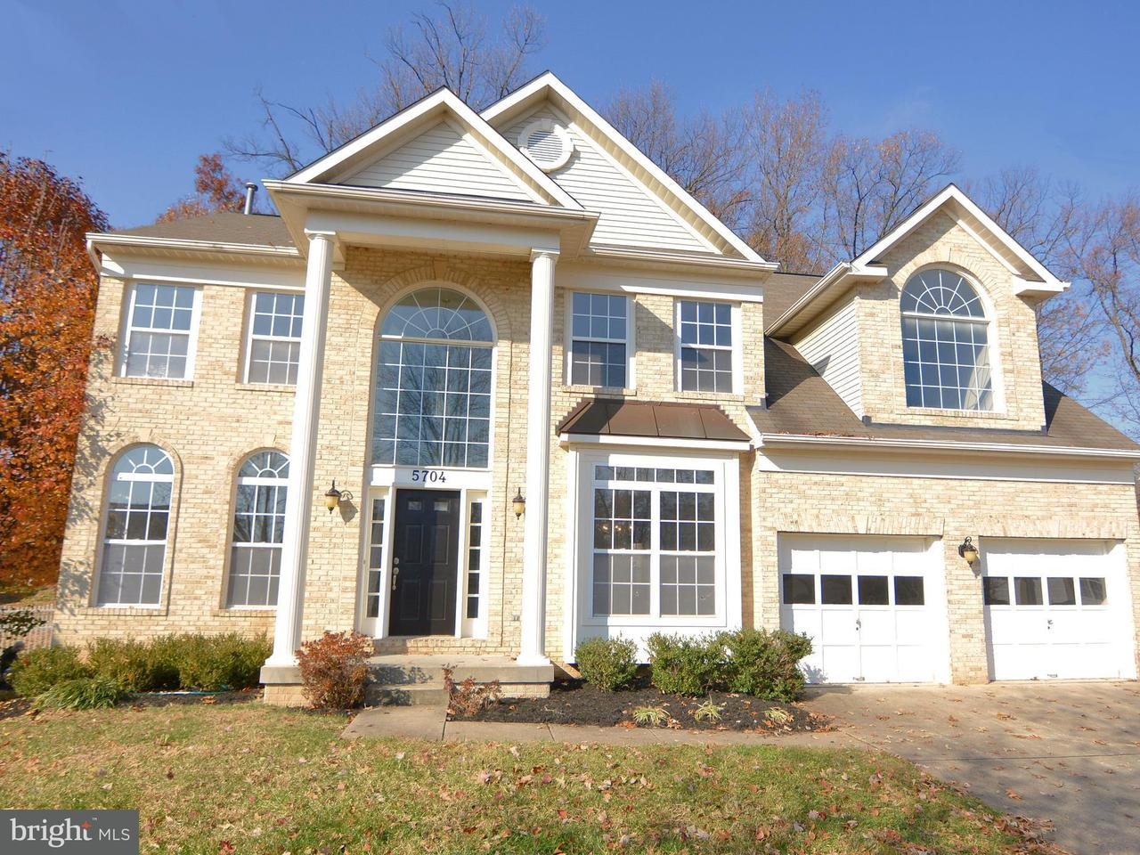 Single Family Home for Sale at 5704 LYNGATE Court 5704 LYNGATE Court Lanham, Maryland 20706 United States