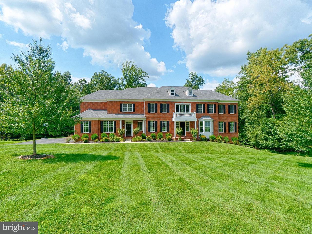 Casa Unifamiliar por un Venta en 15235 Pavlo Place 15235 Pavlo Place Waterford, Virginia 20197 Estados Unidos