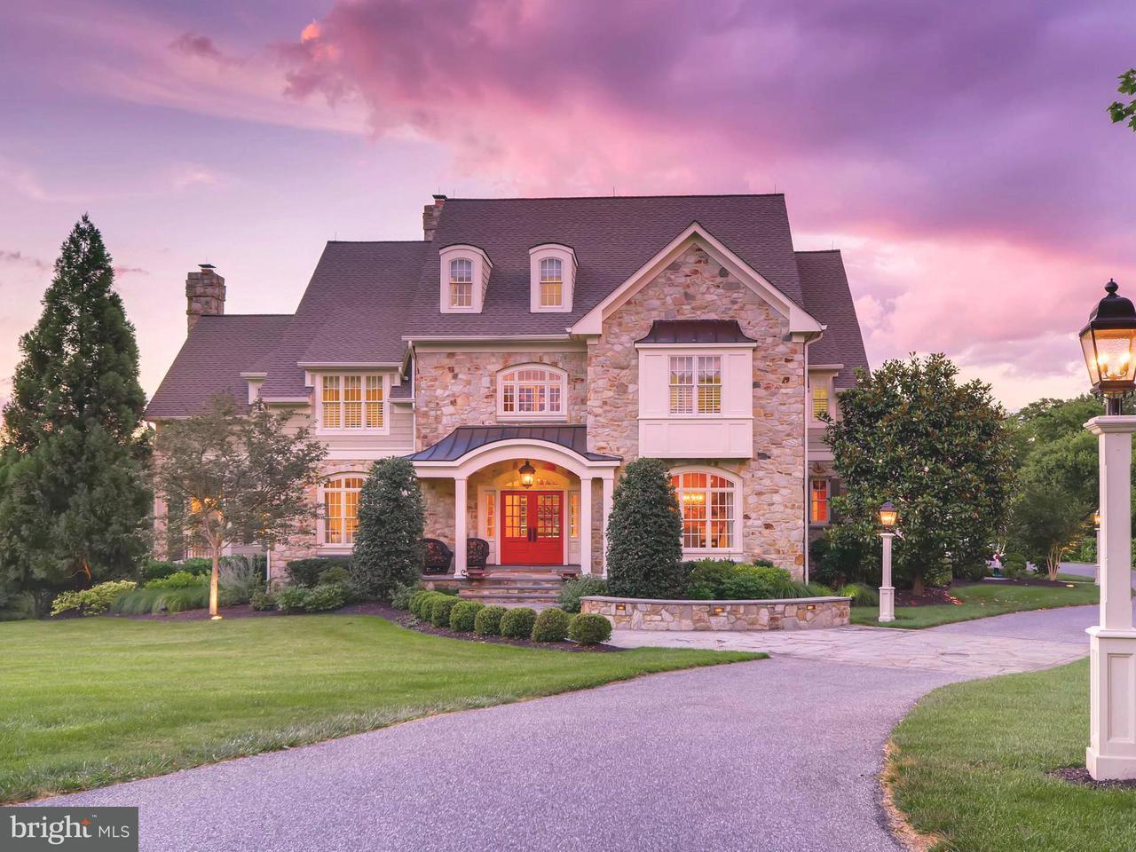 獨棟家庭住宅 為 出售 在 18 Ivy Reach Court 18 Ivy Reach Court Cockeysville, 馬里蘭州 21030 美國