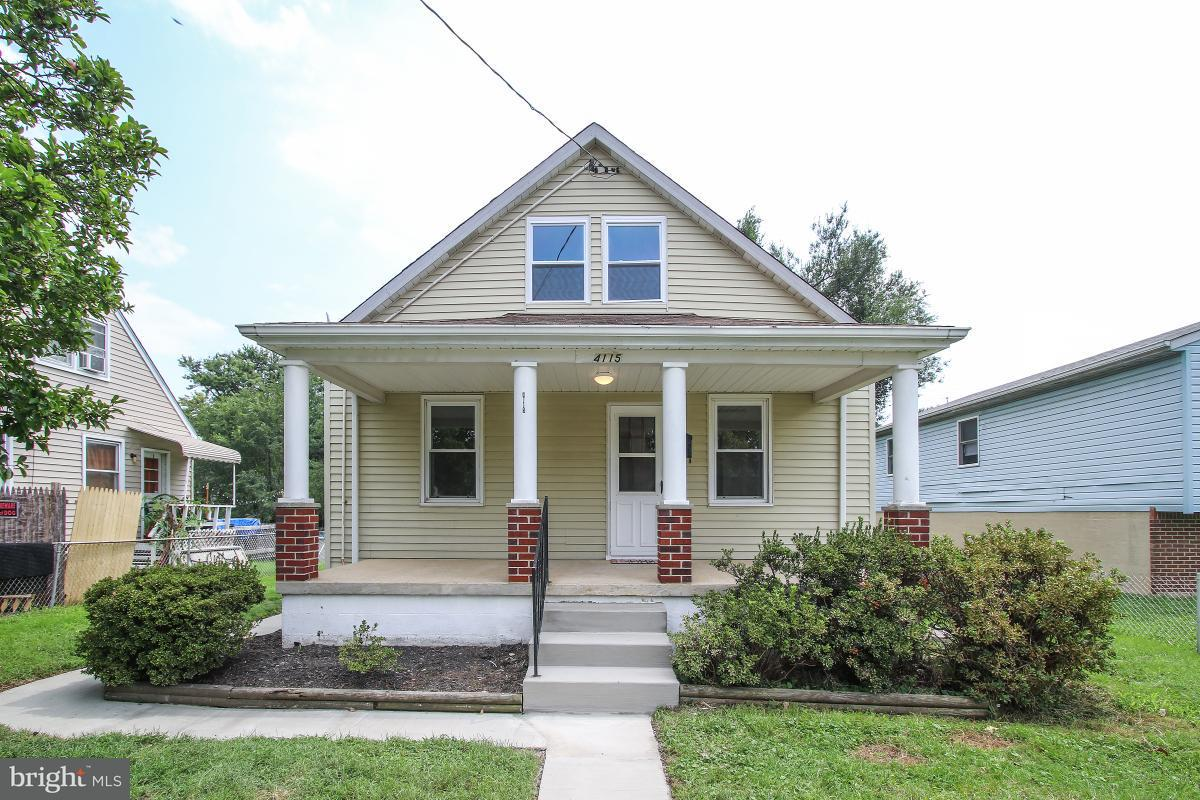 Single Family for Sale at 4115 Orchard Ave Baltimore, Maryland 21225 United States