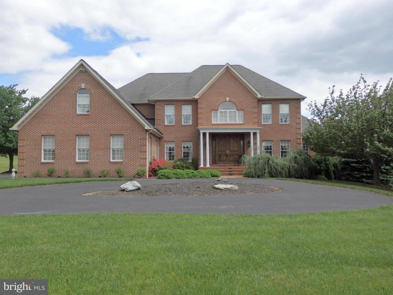 Einfamilienhaus für Verkauf beim 8404 RIVER MEADOW Drive 8404 RIVER MEADOW Drive Frederick, Maryland 21704 Vereinigte Staaten
