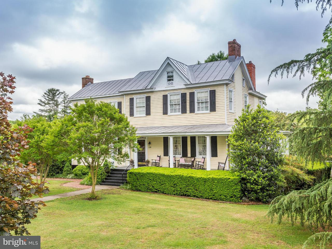 一戸建て のために 売買 アット 236 MAIN Street 236 MAIN Street Bowling Green, バージニア 22427 アメリカ合衆国
