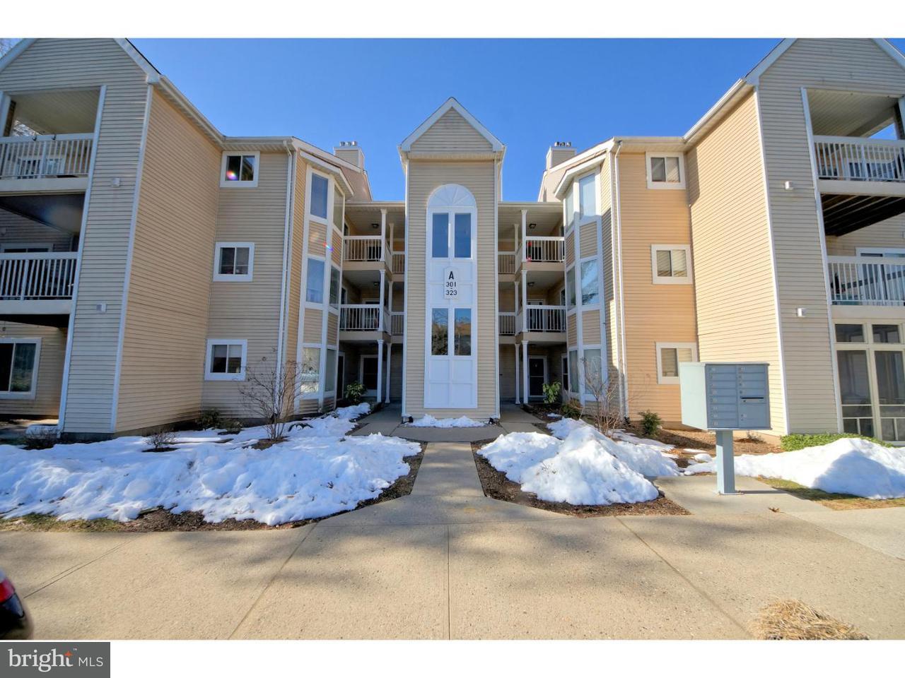 Appartement en copropriété pour l Vente à 319 SILVIA ST #BLDG A Ewing, New Jersey 08628 États-UnisDans/Autour: Ewing Township