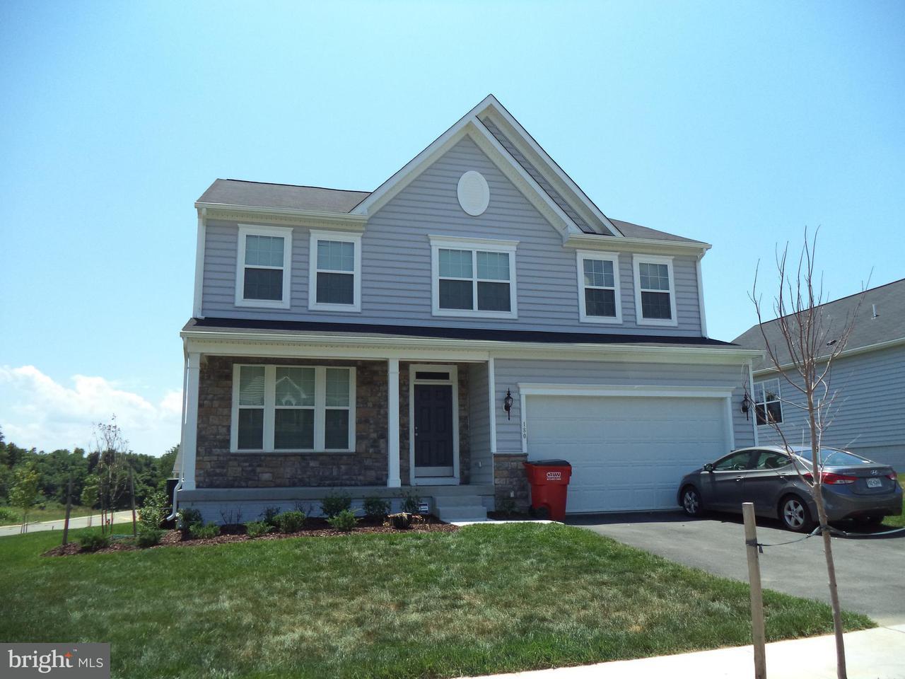 Maison unifamiliale pour l Vente à OVERBROOK DRIVE OVERBROOK DRIVE Ranson, Virginie-Occidentale 25438 États-Unis