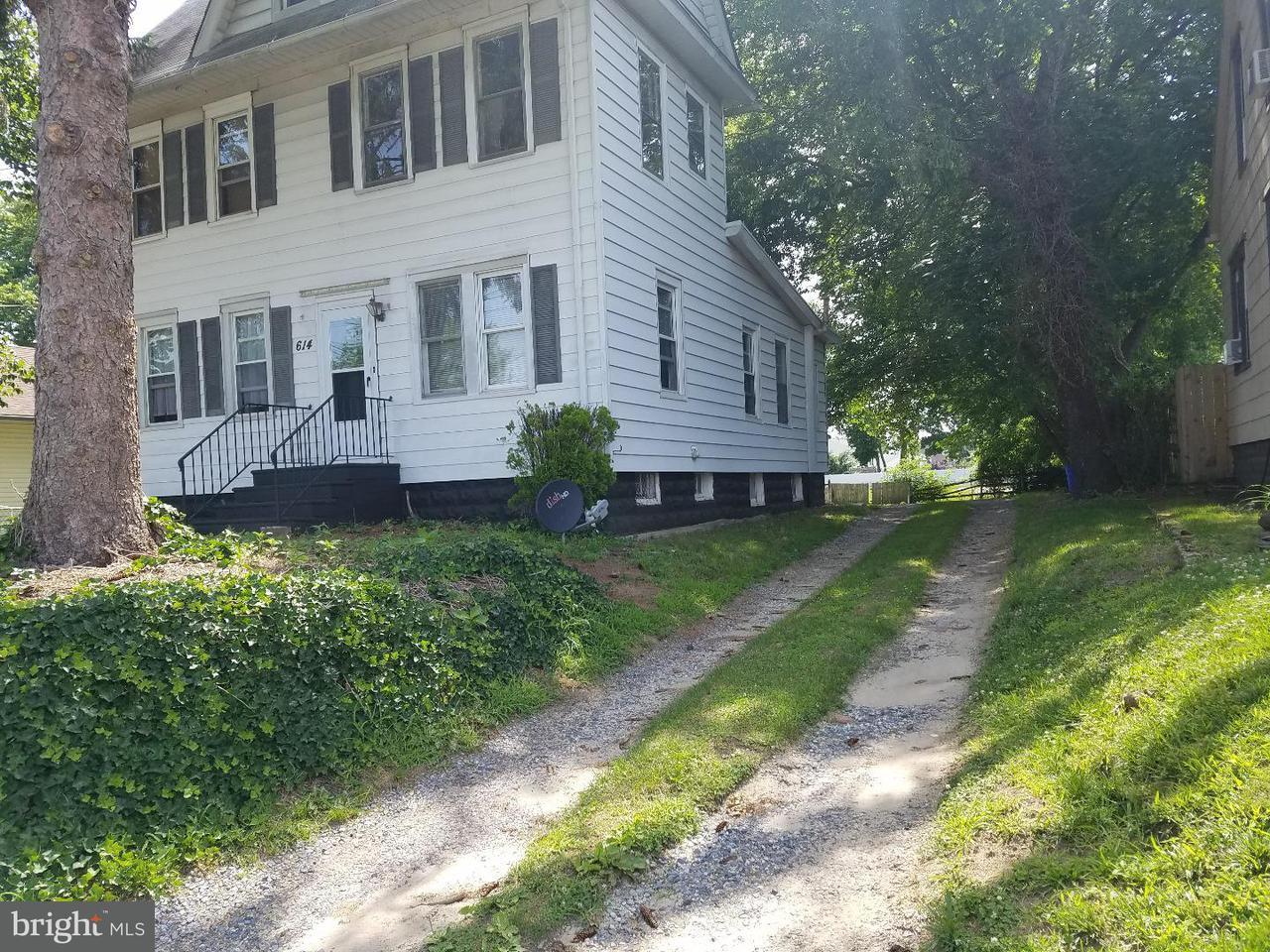 Maison unifamiliale pour l à louer à 614 BELL RD #2ND FL Mount Ephraim, New Jersey 08059 États-Unis