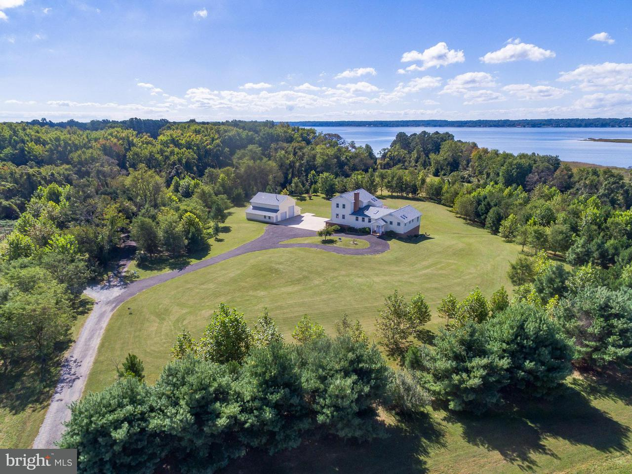 Farm for Sale at 5090 WILLIAMS WHARF Road 5090 WILLIAMS WHARF Road St. Leonard, Maryland 20685 United States