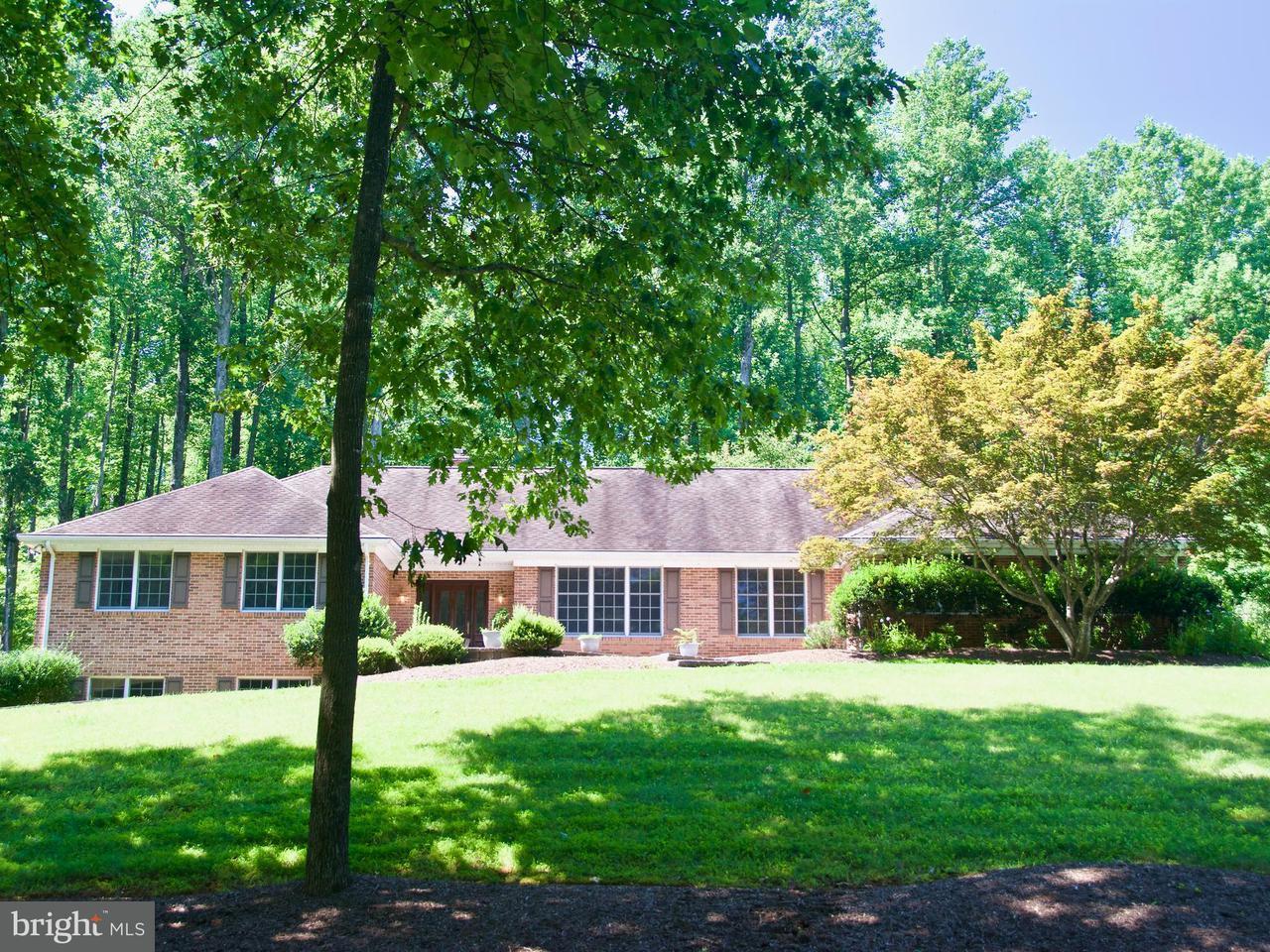 Maison unifamiliale pour l Vente à 5920 HUNTON WOOD Drive 5920 HUNTON WOOD Drive Broad Run, Virginia 20137 États-Unis