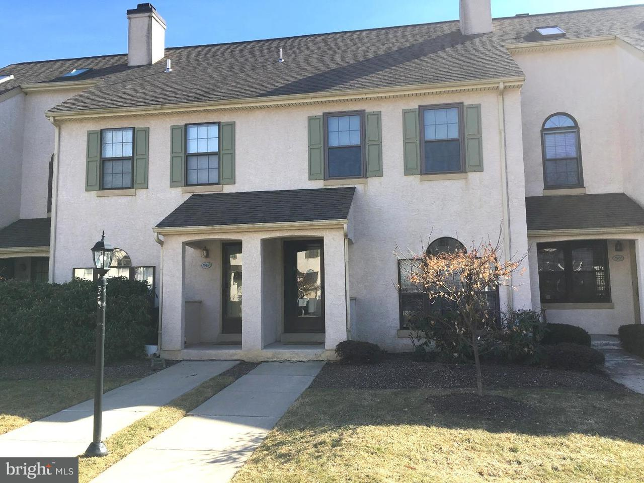 Townhouse for Rent at 1804 WESTFIELD Court Newtown Square, Pennsylvania 19073 United States