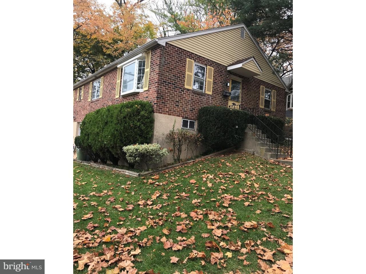 Частный односемейный дом для того Продажа на 123 W RIDLEY Avenue Ridley Park, Пенсильвания 19078 Соединенные Штаты