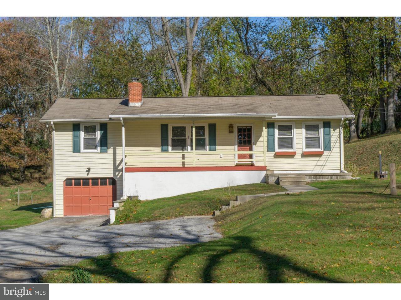 Частный односемейный дом для того Аренда на 1171 SMITHBRIDGE Road Chadds Ford, Пенсильвания 19317 Соединенные Штаты