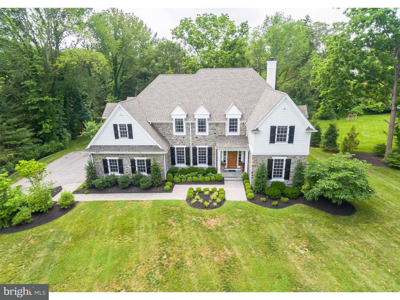 Single Family Home for Sale at 1532 W MONTGOMERY Avenue Villanova, Pennsylvania 19085 United States