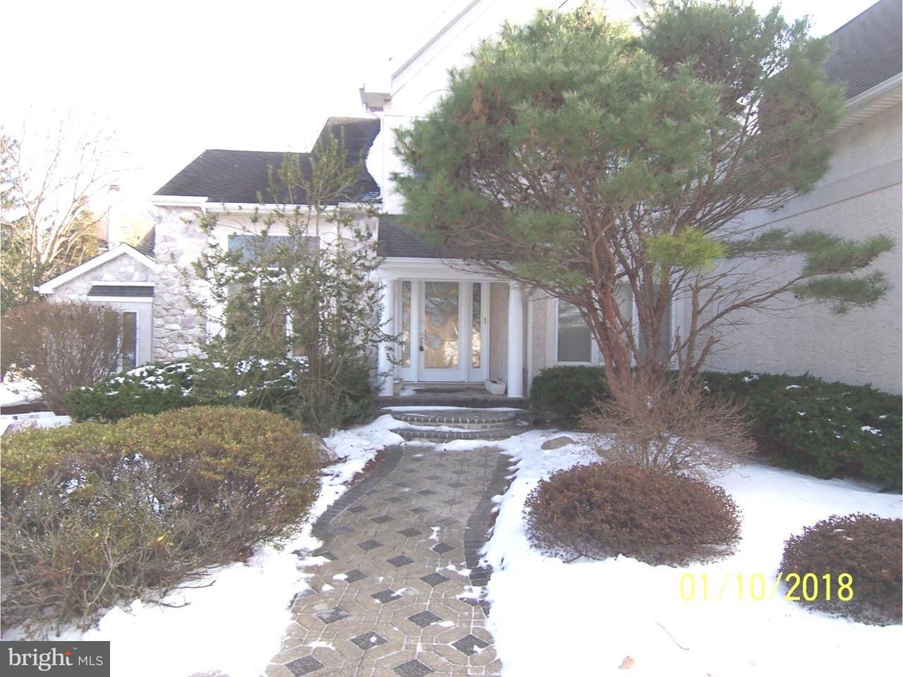 Частный односемейный дом для того Продажа на 40 LENAPE Road Richboro, Пенсильвания 18954 Соединенные Штаты