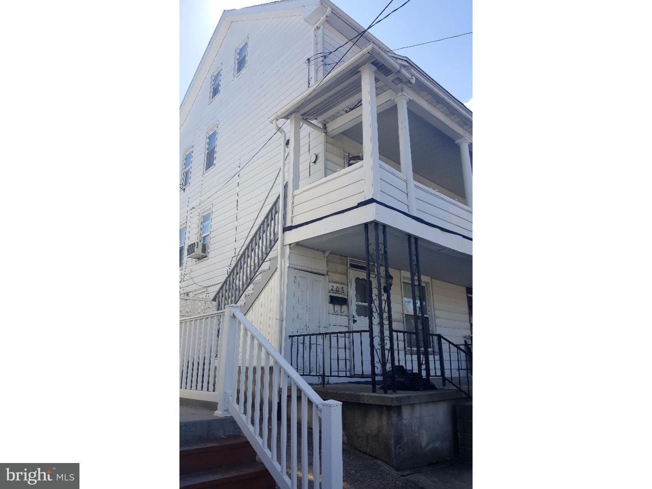 Maison accolée pour l Vente à 206 W PHILLIPS Street Coaldale, Pennsylvanie 18218 États-Unis