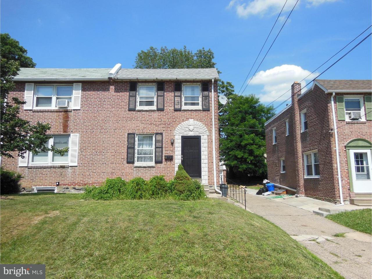 联栋屋 为 出租 在 1231 WILSON Drive Havertown, 宾夕法尼亚州 19083 美国