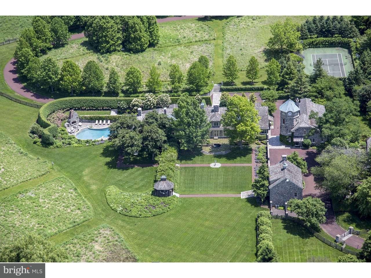 Single Family Home for Sale at 770 GODFREY Road Villanova, Pennsylvania 19085 United States
