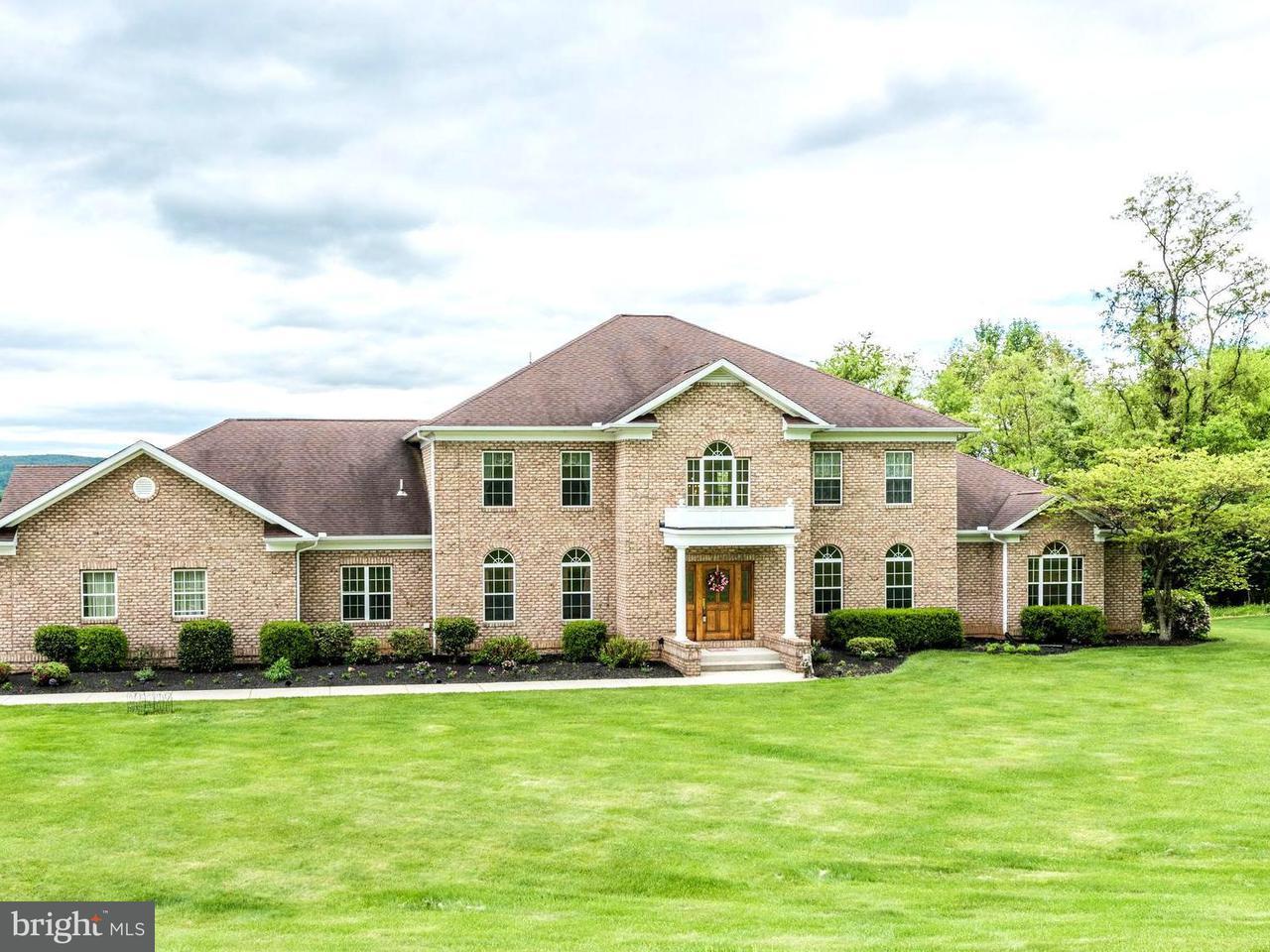 Maison unifamiliale pour l Vente à 10727 EASTERDAY Road 10727 EASTERDAY Road Myersville, Maryland 21773 États-Unis