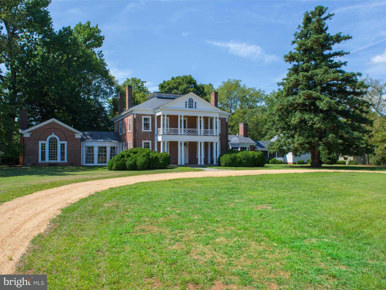 Farm for Sale at 7369 DYERS MILL Lane 7369 DYERS MILL Lane Scottsville, Virginia 24590 United States