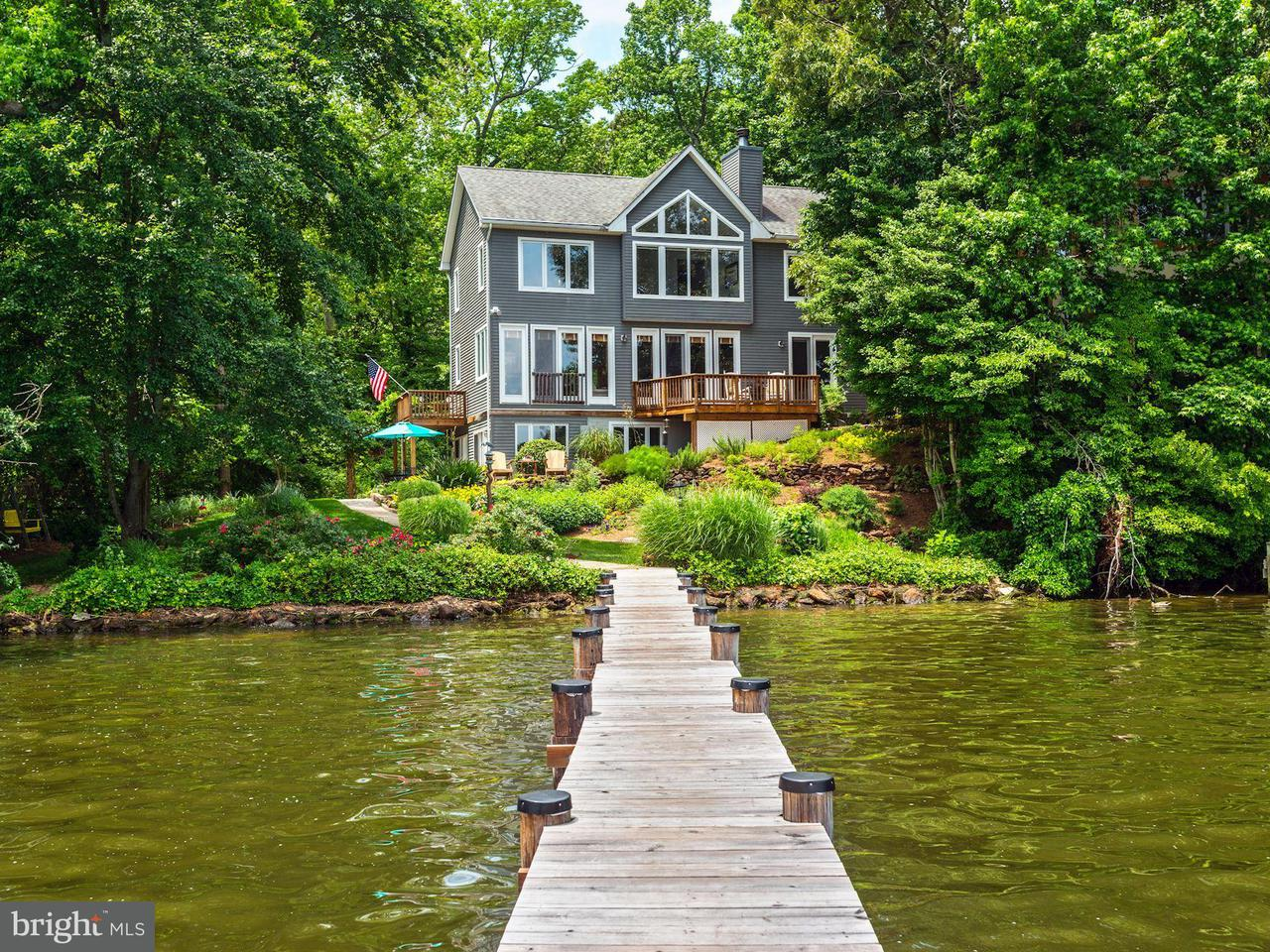 Maison unifamiliale pour l Vente à 502 WILSON Road 502 WILSON Road Crownsville, Maryland 21032 États-Unis