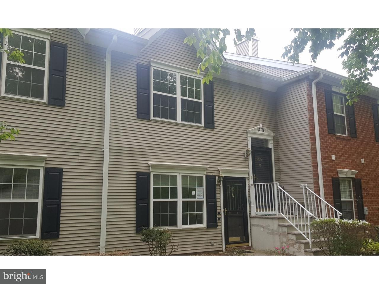 Townhouse for Sale at 106 DUNLEIGH Court Hopewell, New Jersey 08534 United StatesMunicipality: Hopewell Township