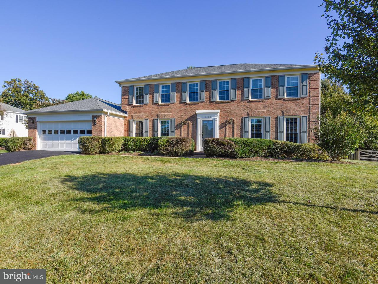 Single Family Home for Sale at 1008 RIVA RIDGE Drive 1008 RIVA RIDGE Drive Great Falls, Virginia 22066 United States