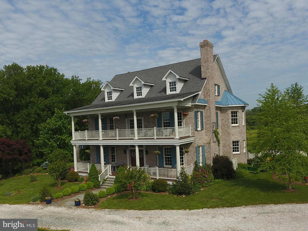 Maison unifamiliale pour l Vente à 844 Darlington Road 844 Darlington Road Darlington, Maryland 21034 États-Unis