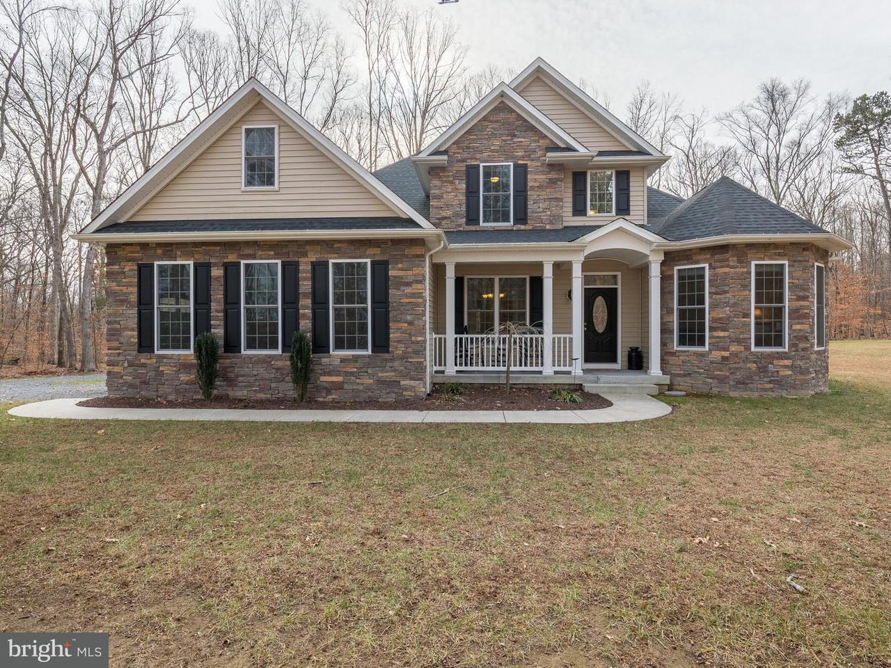 Einfamilienhaus für Verkauf beim 3291 THOMPSONS MILL Road 3291 THOMPSONS MILL Road Goldvein, Virginia 22720 Vereinigte Staaten
