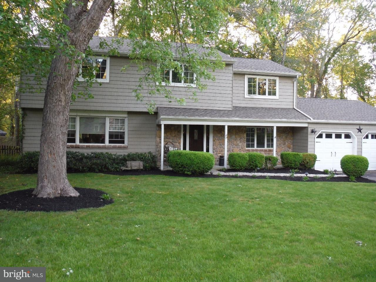 独户住宅 为 销售 在 92 NANTUCKET Trail Medford Lakes, 新泽西州 08055 美国