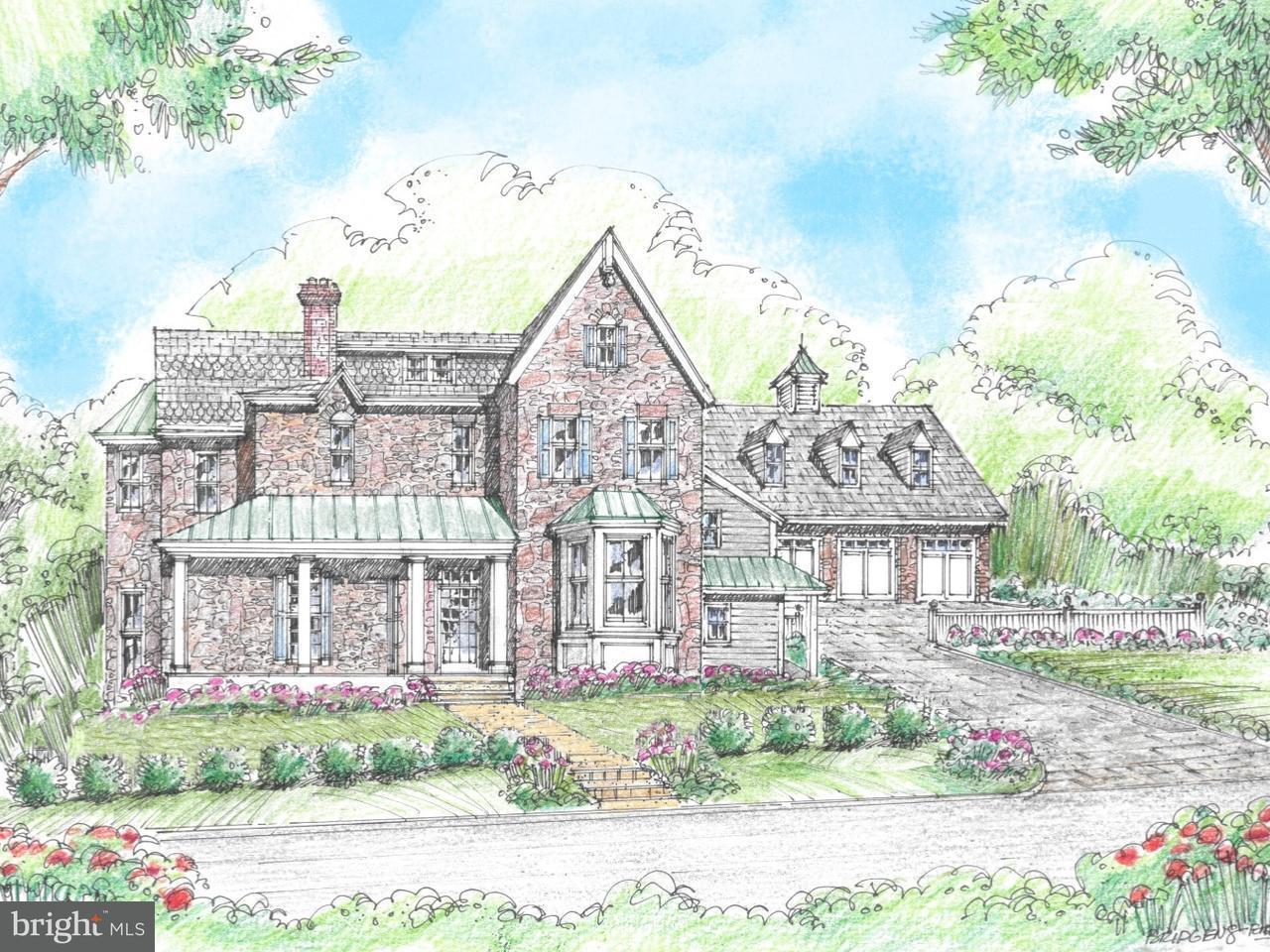 Moradia para Venda às 327 MAPLE Avenue Doylestown, Pensilvânia 18901 Estados Unidos