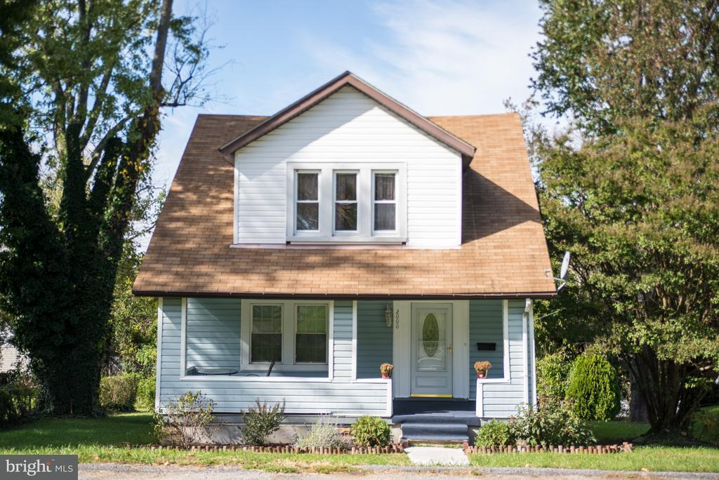 Single Family for Sale at 2000 Alto Vista Ave Gwynn Oak, Maryland 21207 United States