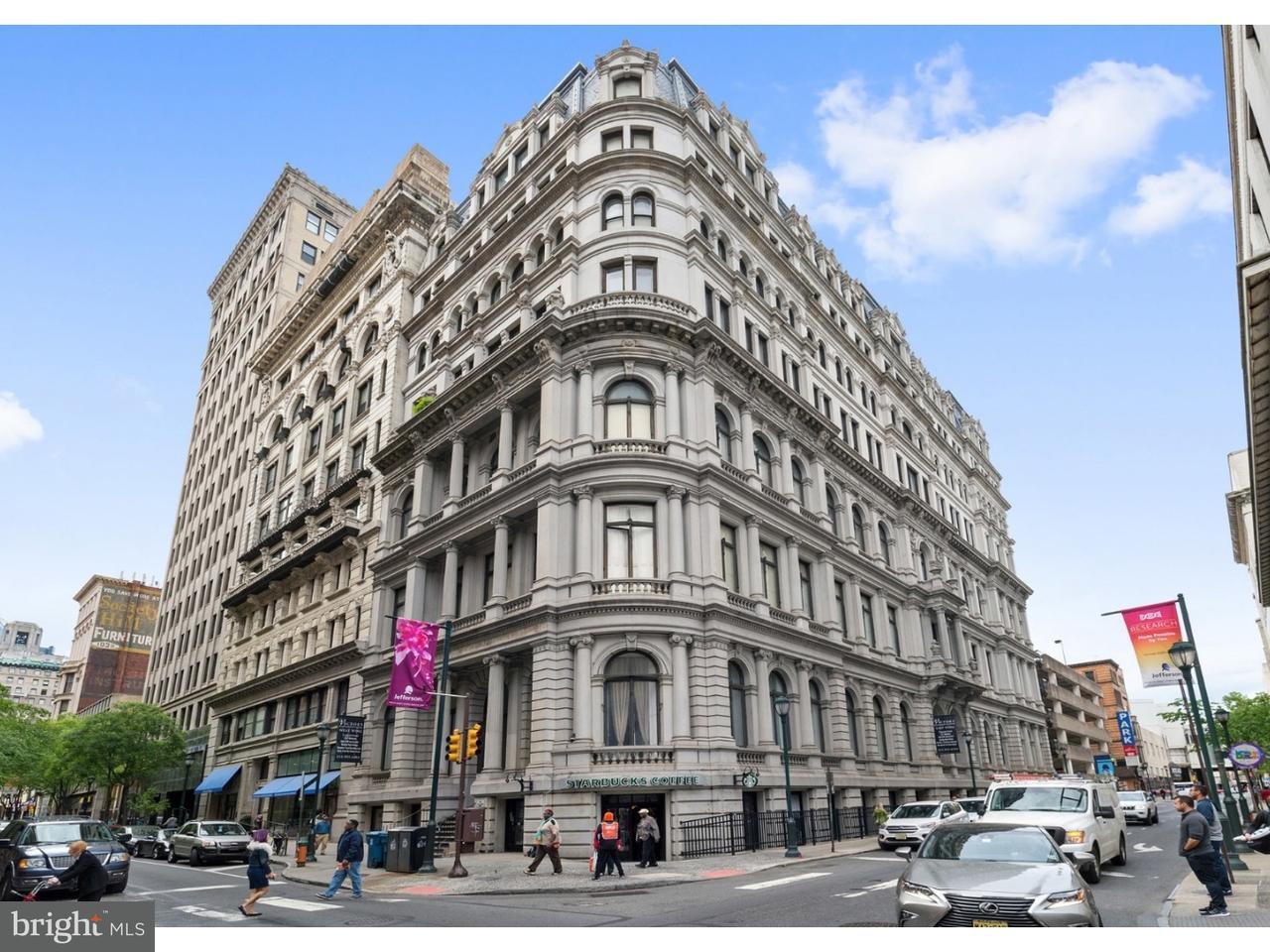 Condominium for Rent at 1001,1001-13 CHESTNUT ST #601E Philadelphia, Pennsylvania 19107 United States
