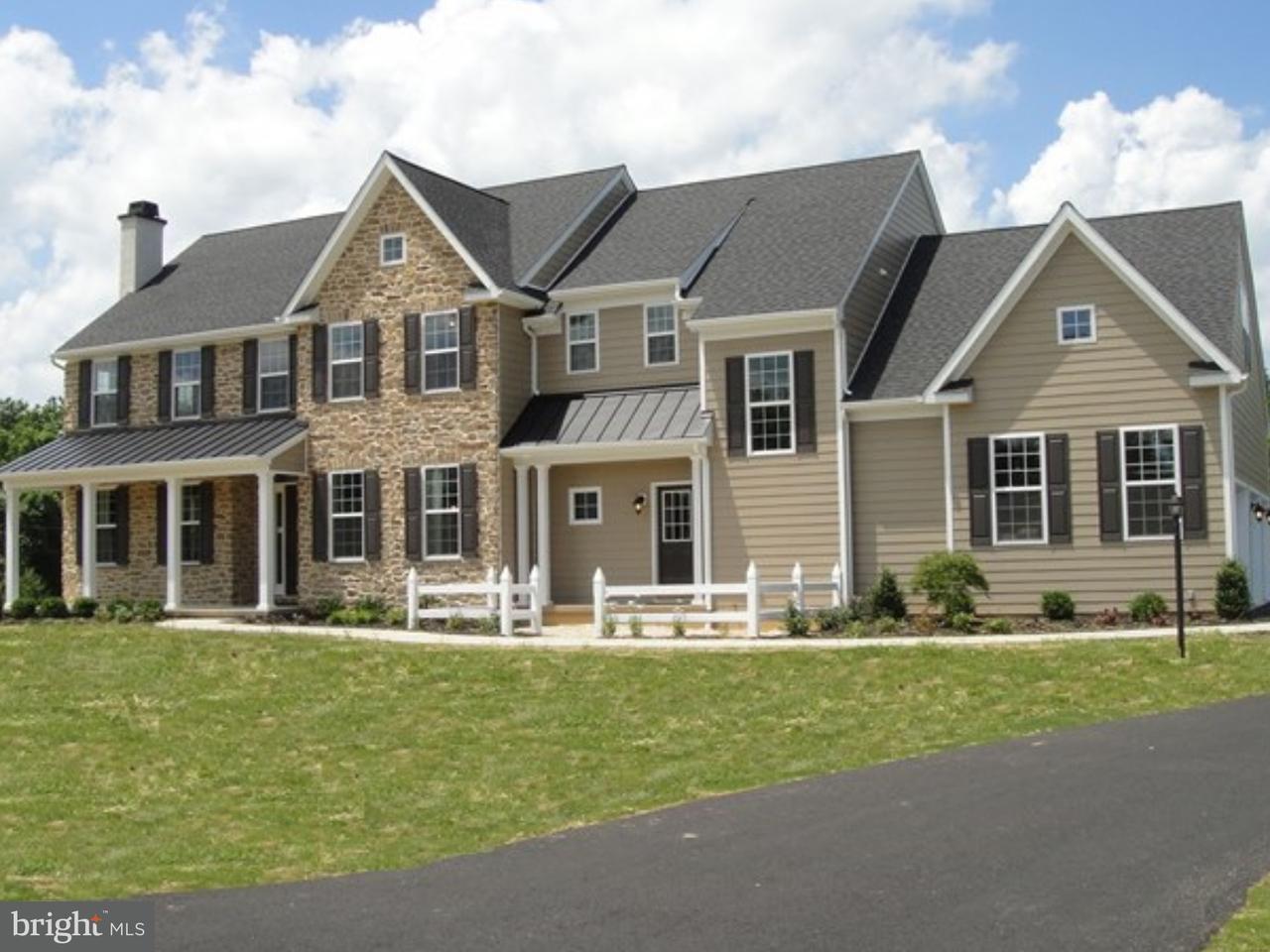 独户住宅 为 销售 在 Lot 2 ROSE Lane Horsham, 宾夕法尼亚州 19044 美国