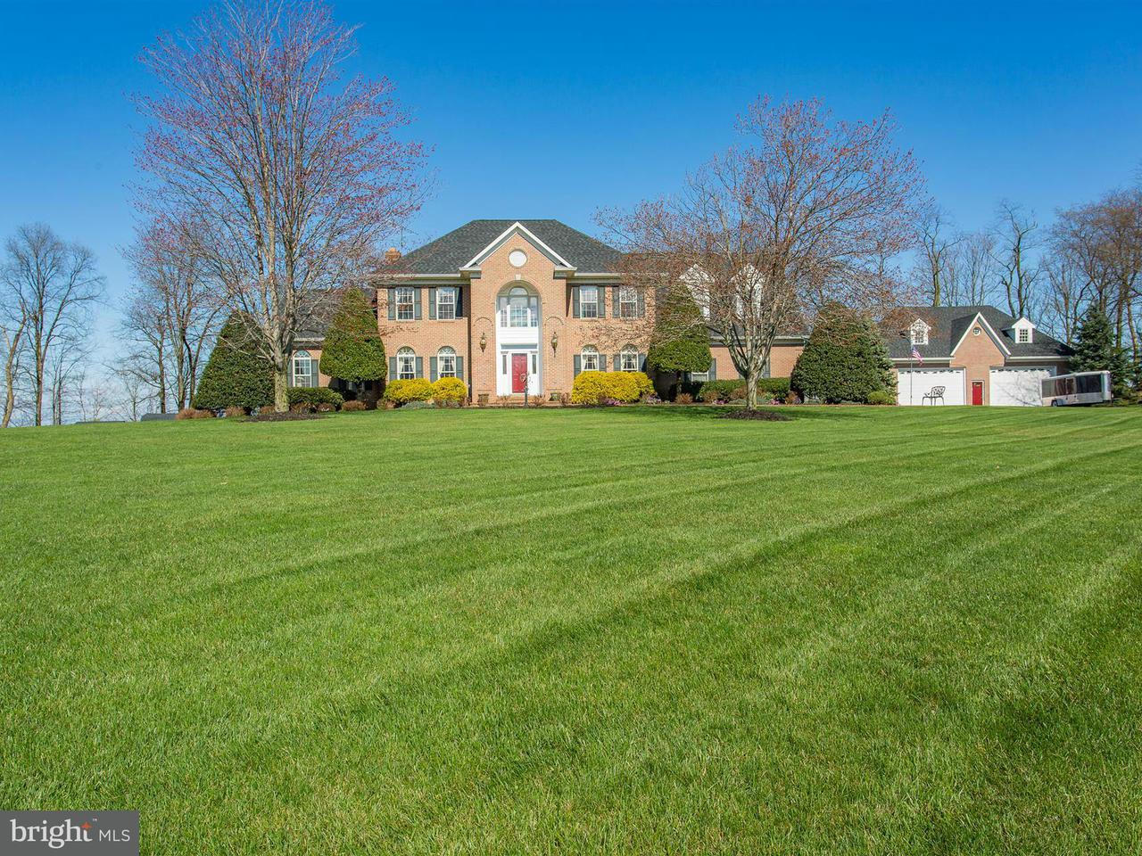 Single Family Home for Sale at 11830 WELLER HILL Drive 11830 WELLER HILL Drive Monrovia, Maryland 21770 United States