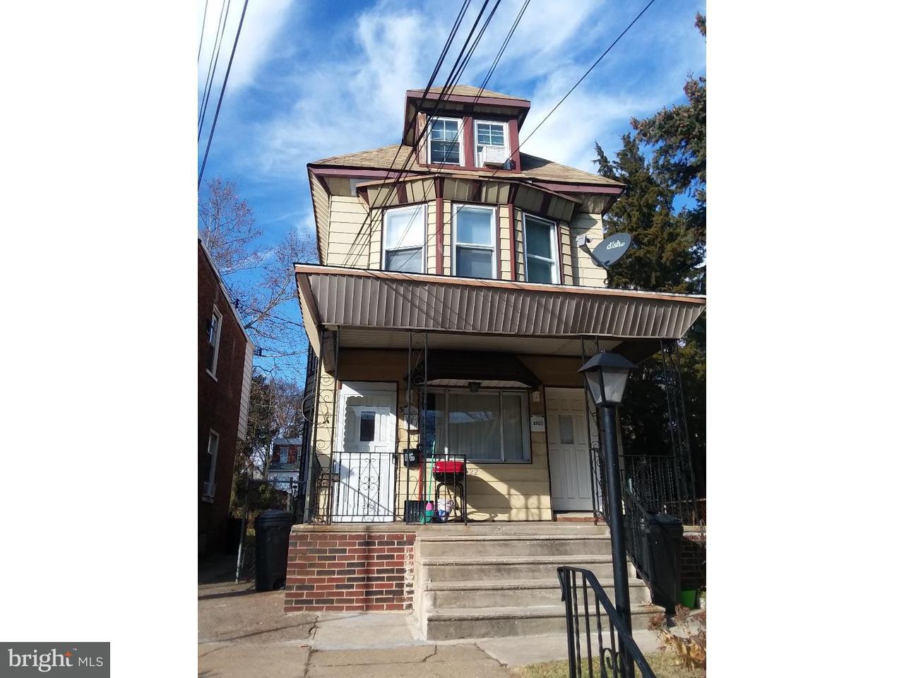 триплекс для того Продажа на 322 S 5TH Street Darby, Пенсильвания 19023 Соединенные Штаты