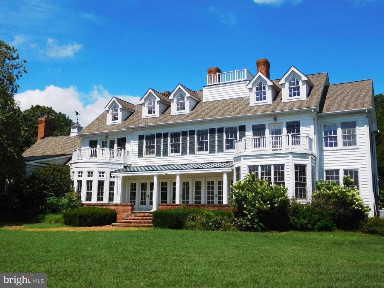 Casa Unifamiliar por un Venta en 6173 BELLEVUE Road 6173 BELLEVUE Road Royal Oak, Maryland 21662 Estados Unidos