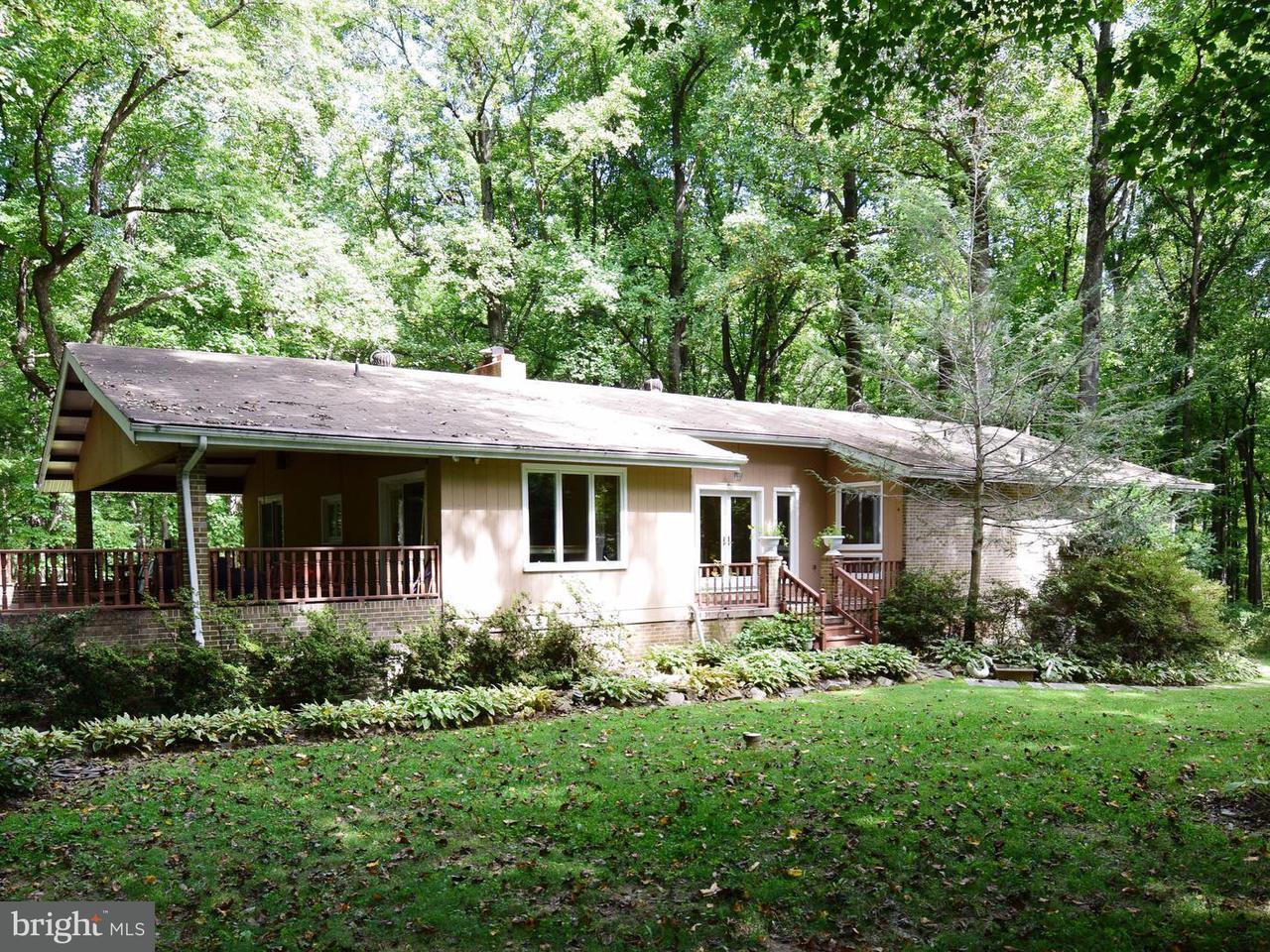Частный односемейный дом для того Продажа на 4551 TEN OAKS Road 4551 TEN OAKS Road Dayton, Мэриленд 21036 Соединенные Штаты