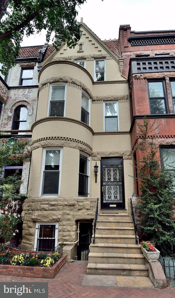Townhouse for Sale at 1717 RIGGS PL NW 1717 RIGGS PL NW Washington, District Of Columbia 20009 United States