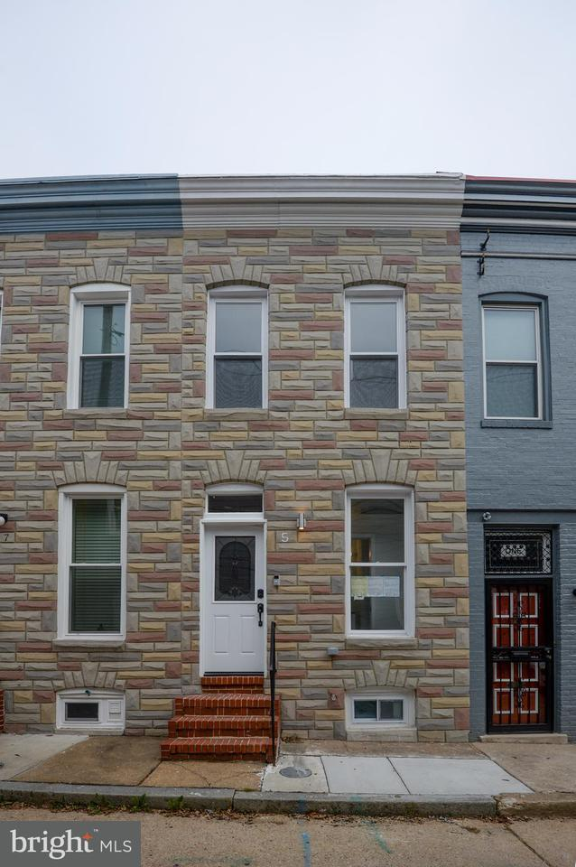 Single Family for Sale at 5 Duncan St N Baltimore, Maryland 21231 United States