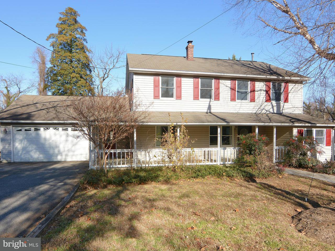 Single Family Home for Sale at 328 COMMUNITY Road 328 COMMUNITY Road Severna Park, Maryland 21146 United States