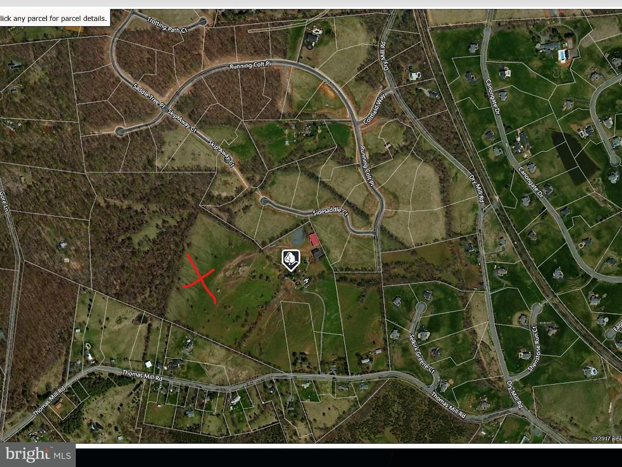 Land for Sale at 40252 THOMAS MILL RD S 40252 THOMAS MILL RD S Leesburg, Virginia 20175 United States