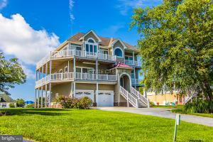 Частный односемейный дом для того Продажа на 13026 OLD BRIDGE Road 13026 OLD BRIDGE Road Ocean City, Мэриленд 21842 Соединенные Штаты