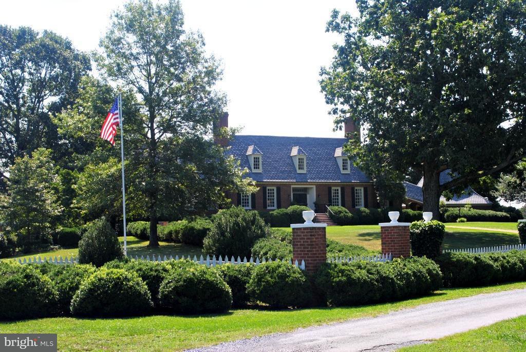 Farm for Sale at 570 WYNDHOLM Road 570 WYNDHOLM Road Evington, Virginia 24550 United States